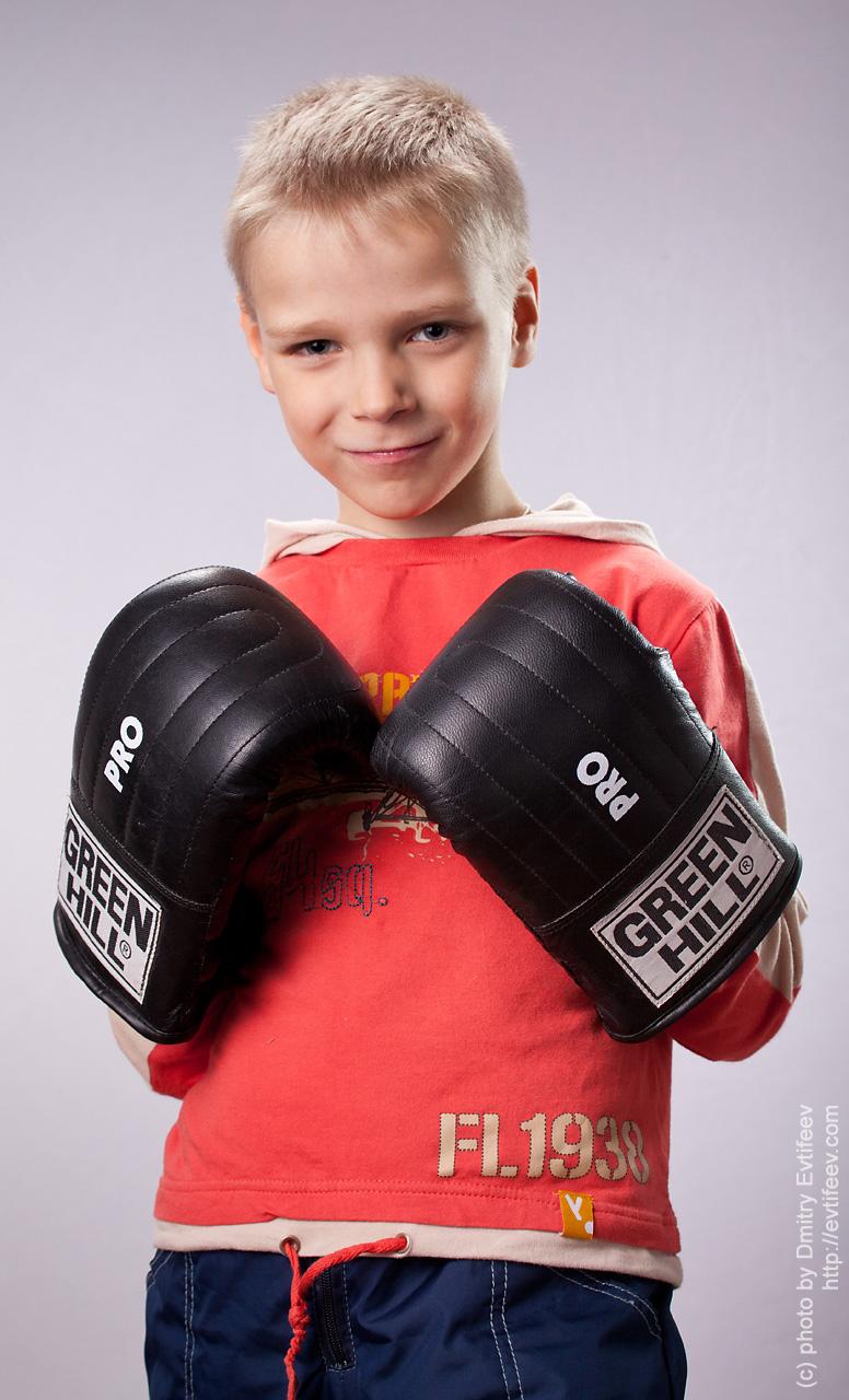 Юный чемпион