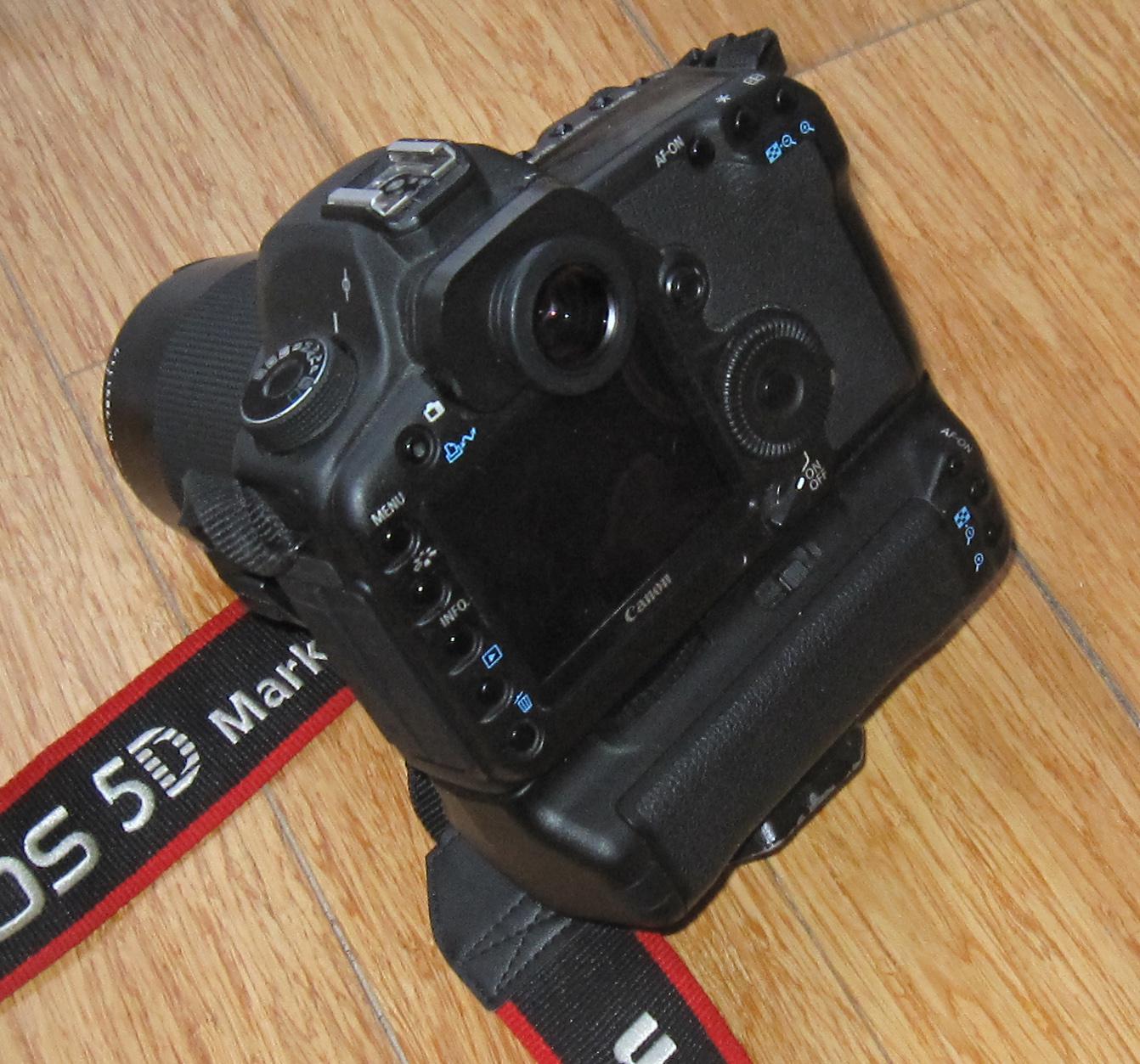 Моя камера с увеличителем видоискателя Tenpa 1.36x