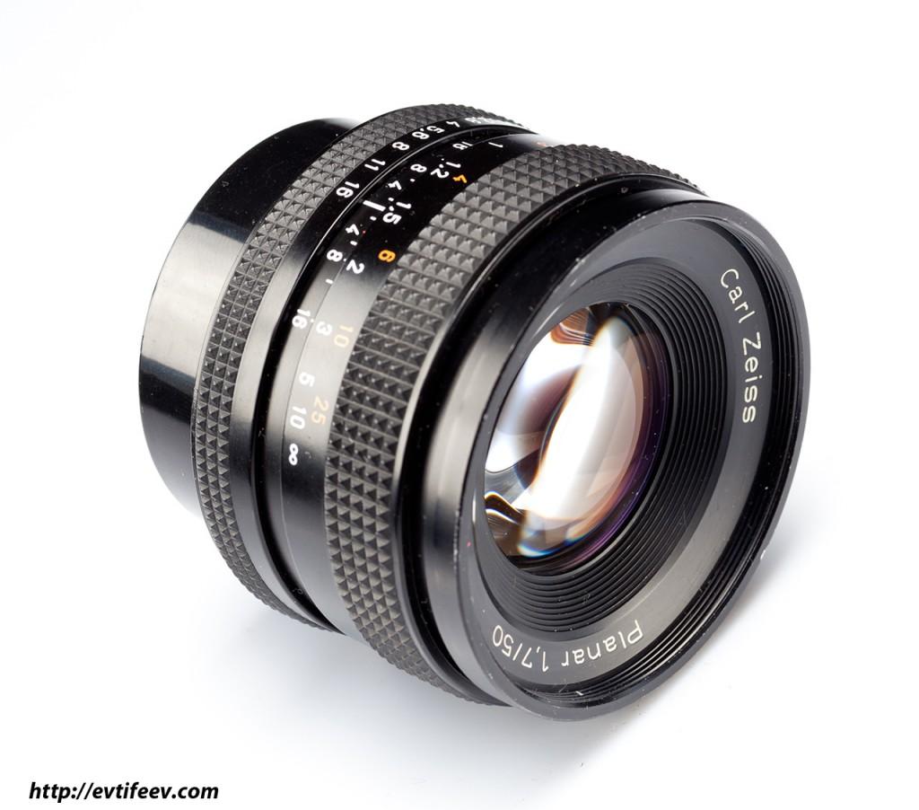 Carl Zeiss Planar T* 50mm f/1.7 (C/Y)