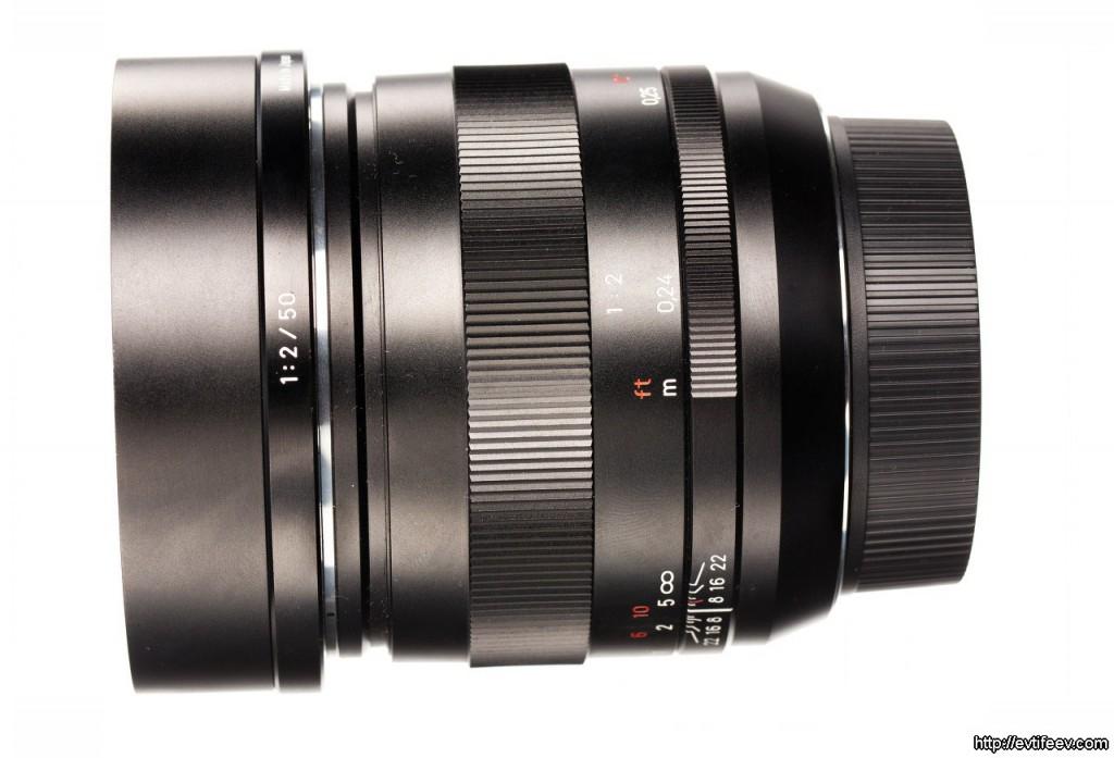Zeiss 50mm f/2.0 Makro-Planar T* ZE