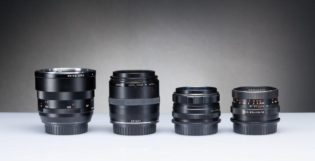 Выбор объектива 50мм - тесты и обзоры