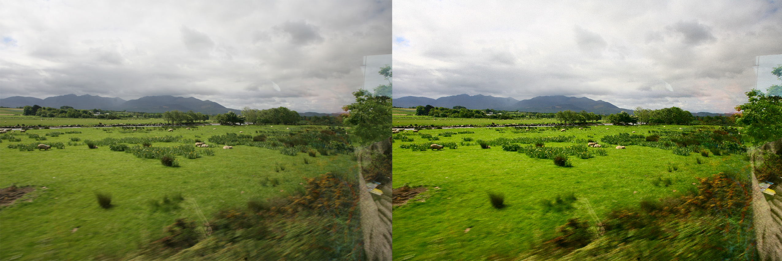 Photoshop: Оживление вялой картинки