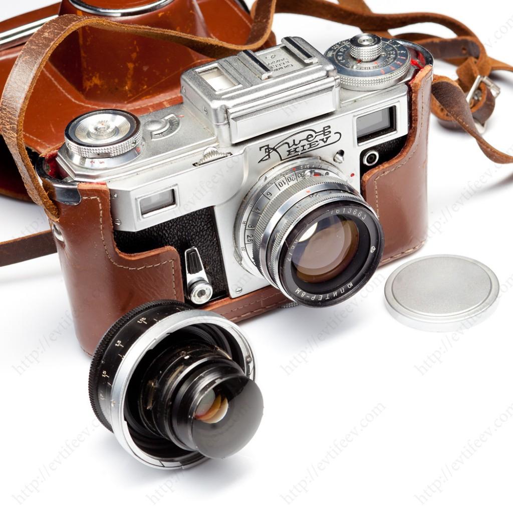 дальномерная фотокамера Киев-4