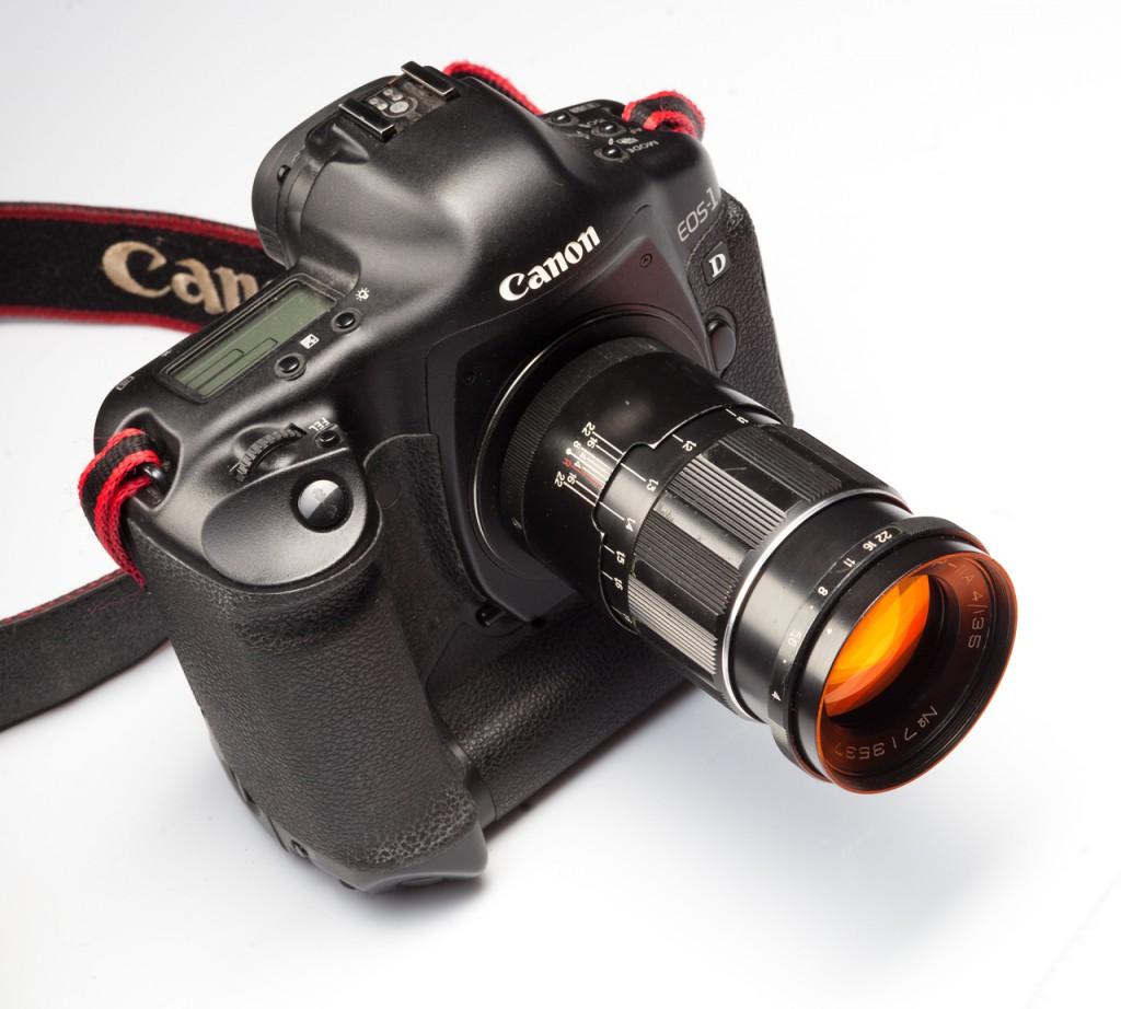 Evil-камера