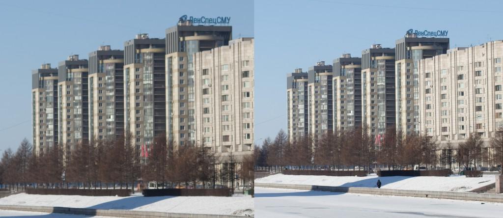 сравнение Carl Zeiss Makro-Planar 60/2.8@F4 vs Canon 50/2.5@F4