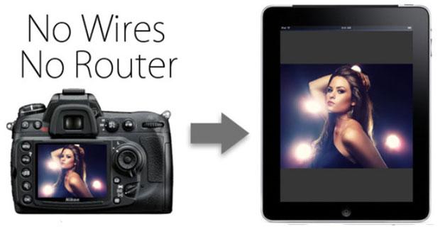 Ipad2 для фотографа