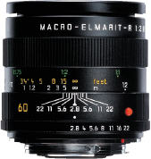 LEICA MACRO-ELMARIT-R 60 mm f/2.8 vs Carl Zeiss Contax S Planar T* 60mm f/2.8 AEG