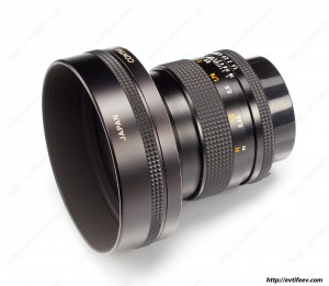 Carl Zeiss Planar 50/1.4