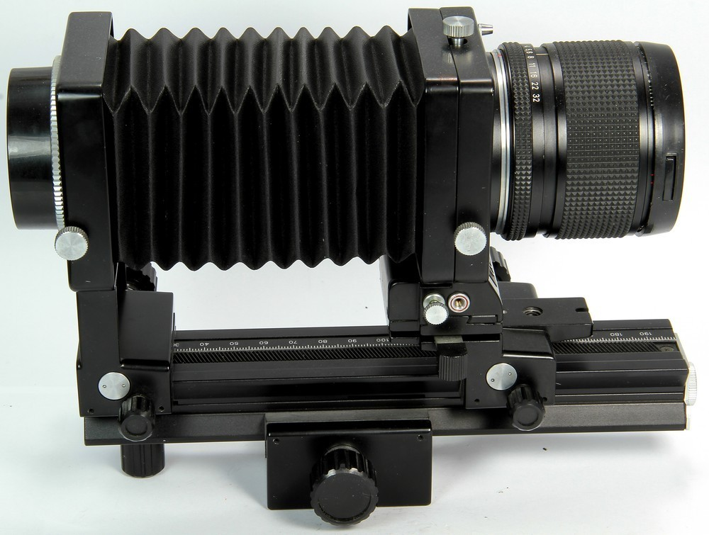 Фотографические макросистемы на примере Contax/Zeiss