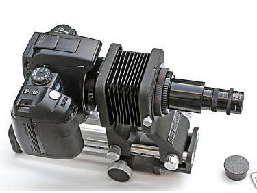 Фотографические макросистемы на примере Contax / Zeiss