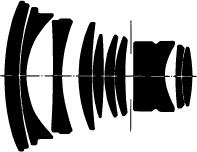 Carl Zeiss Vario-Sonnar 35-70 f3.4 zoom