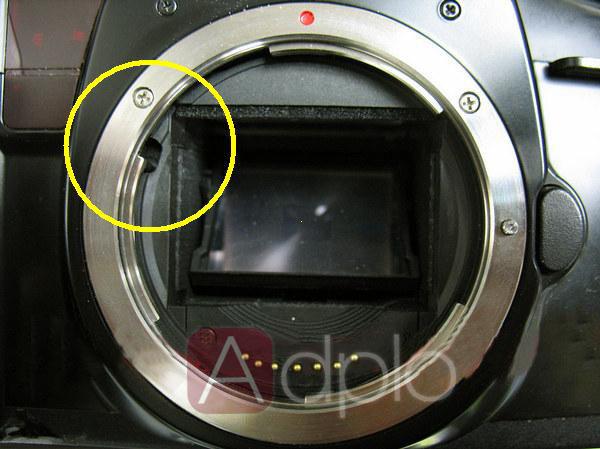 """Ответ на вопрос: """"на ebay.com предупреждают, о том, что программируемое переходное кольцо (C/Y->Canon EOS) не работает на 5D???"""""""