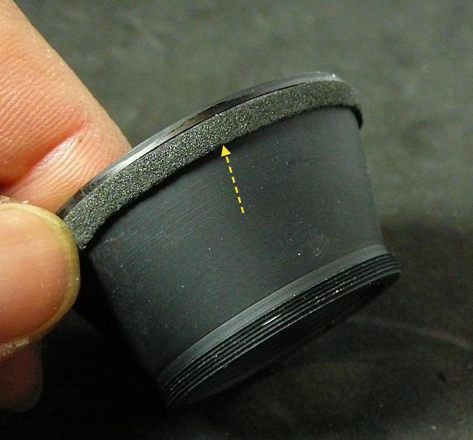 Ремонт Carl Zeiss Makro-Planar 60/2.8 C/Y  (repair)