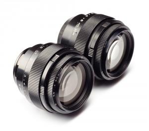 Юпитер-9 85/2 разные версии: серебристый, чёрный, чёрный МС