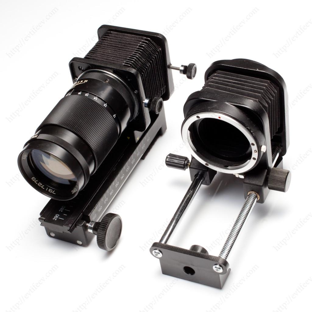макромех Canon и макромех M42