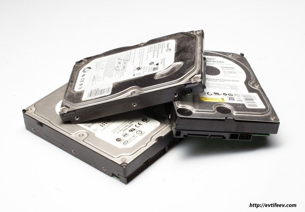 Способы хранения, архивирования фотографий