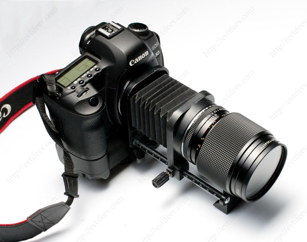 Немного о макромехах и макросъемке (Canon и М42)