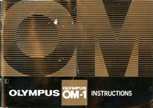инструкция к фотокамере Olympus OM-1