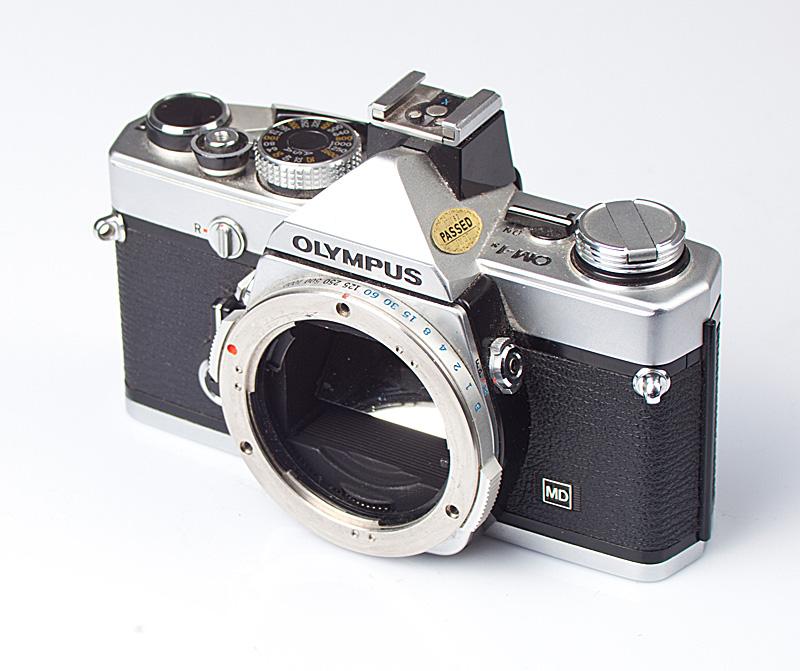 Руководство по ремонту Olympus OM-1