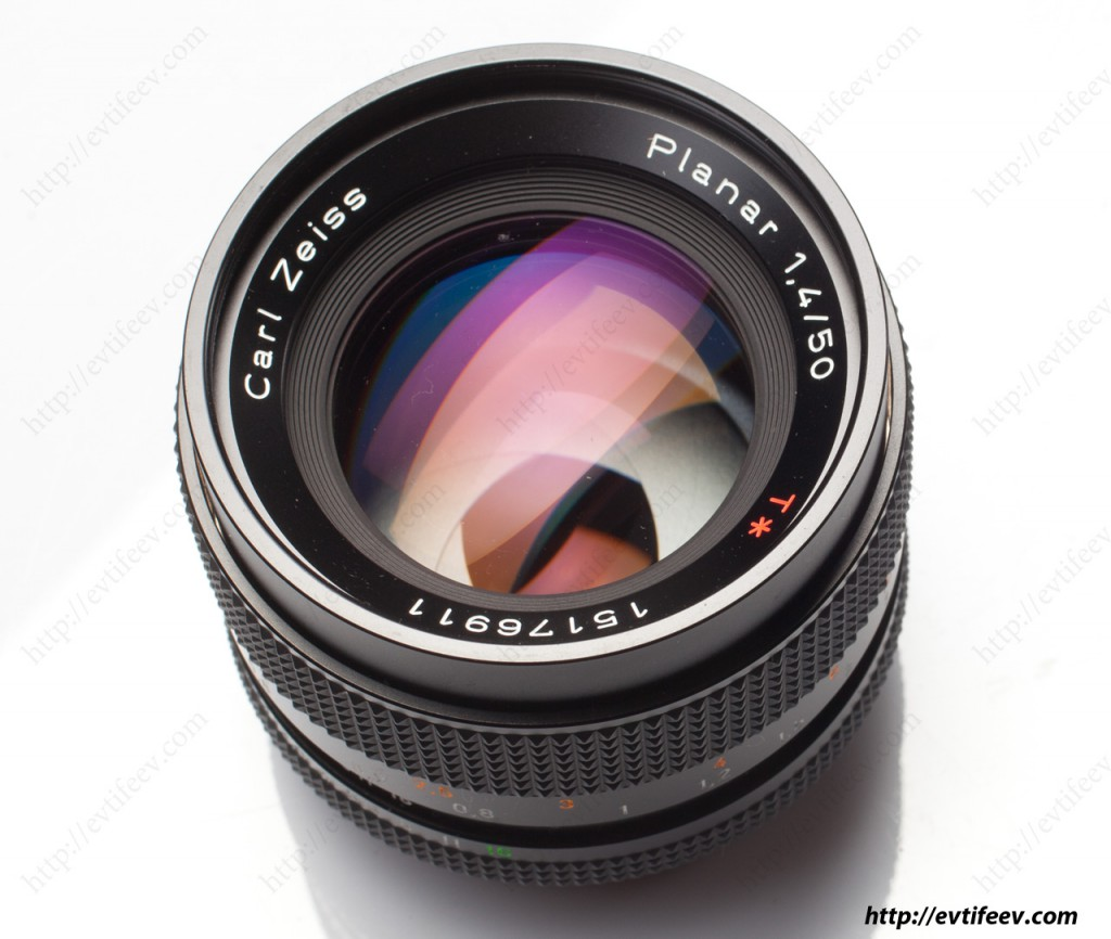 Carl Zeiss Planar 50/1.4 vs Carl Zeiss Planar 50/1.7