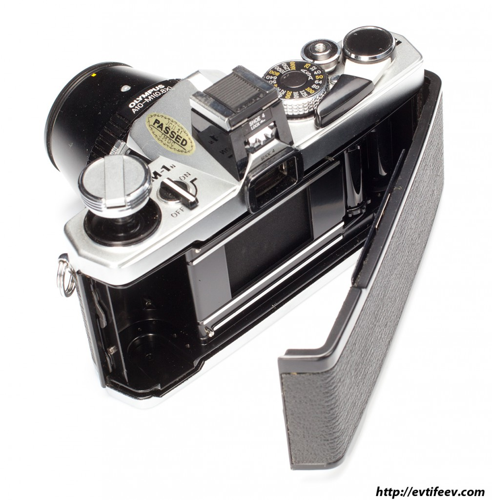 Красивые фото старой техники: Olympus OM-1