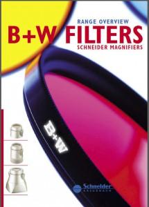 обзор различных фильтров B+W