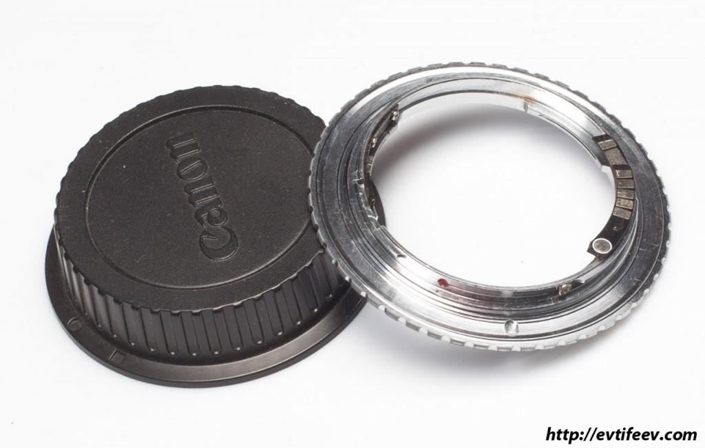 Чипы-одуванчики для адаптеров к мануальным объективам