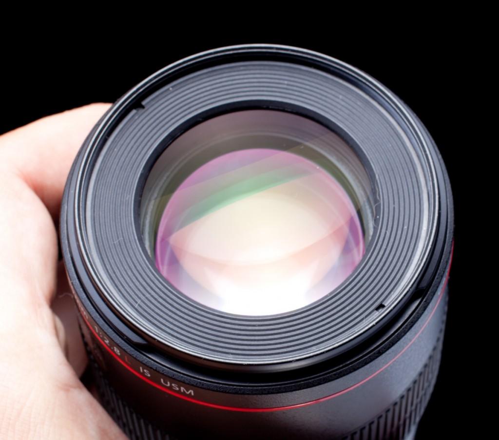 просветление Canon EF 100/2.8L IS USM Macro