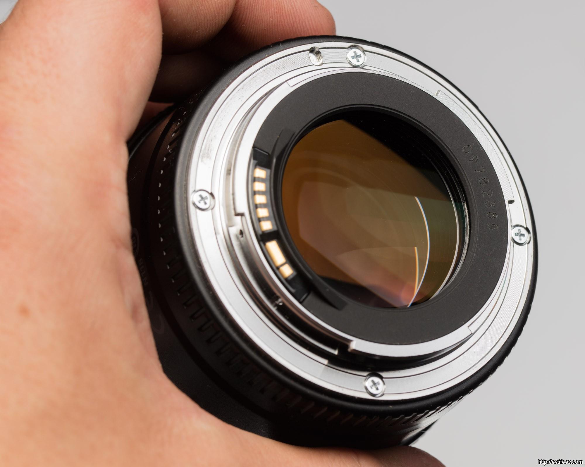 БЛОГ ДМИТРИЯ ЕВТИФЕЕВА | Лучшие объективы Canon — как определить по оптической схеме