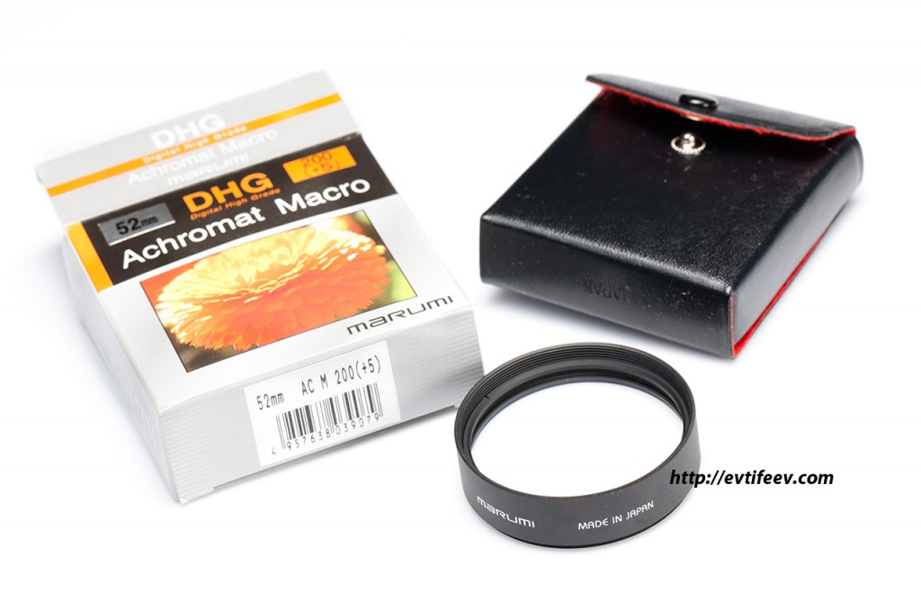 Marumi DHG Achromat 200 (+5)