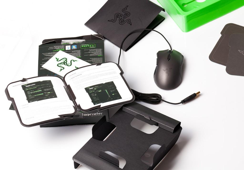 Мыши Razer Imperator - краткий обзор и решение проблемы двойного клика