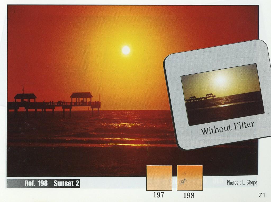 градиентные фильтры Cokin для фотосъемки красивых закатов