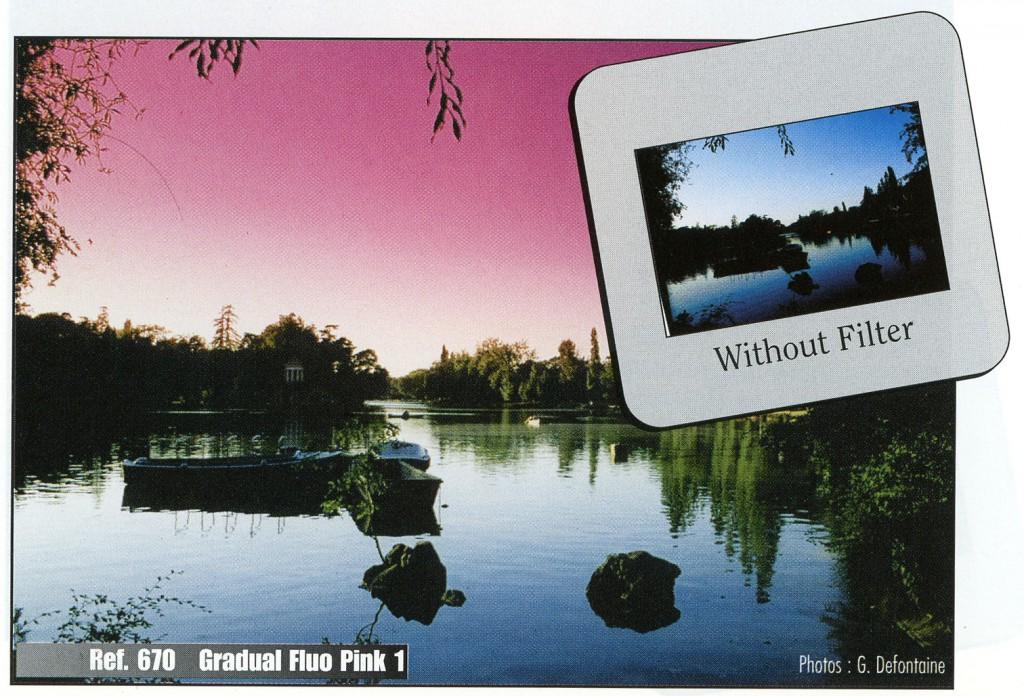 градиентные фильтры Cokin для фотосъемки пейзажей