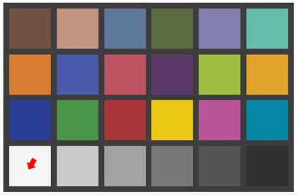 Применение X-Rite ColorChecker совместно с RAW-конвертером RPP