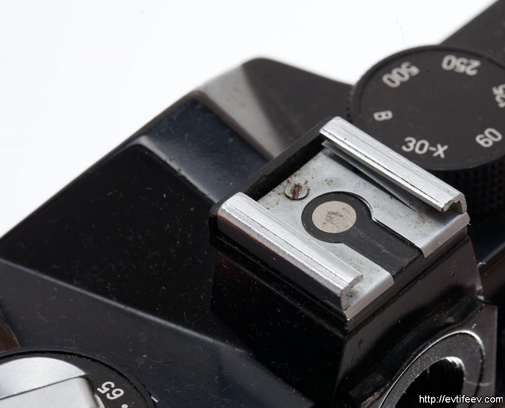 Старые вспышки на новых цифровых камерах