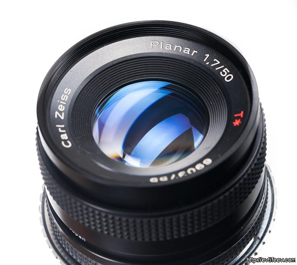 Carl Zeiss 50/1.7 MMJ