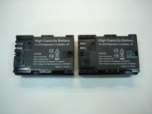 Заметка про оригинальные и неоригинальные аккумуляторы Canon