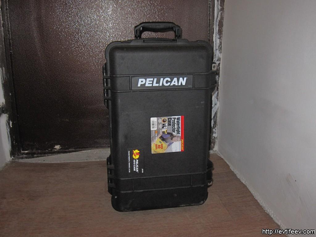 фотокейс Pelican 1510