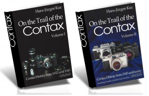On The Trail Of The Contax Vol I & Vol II — Contax History