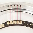Правильная наклейка китайского чипа на адаптер