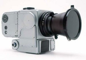 Hasselblad 500 EL Data Camera. Photo by Hasselblad.
