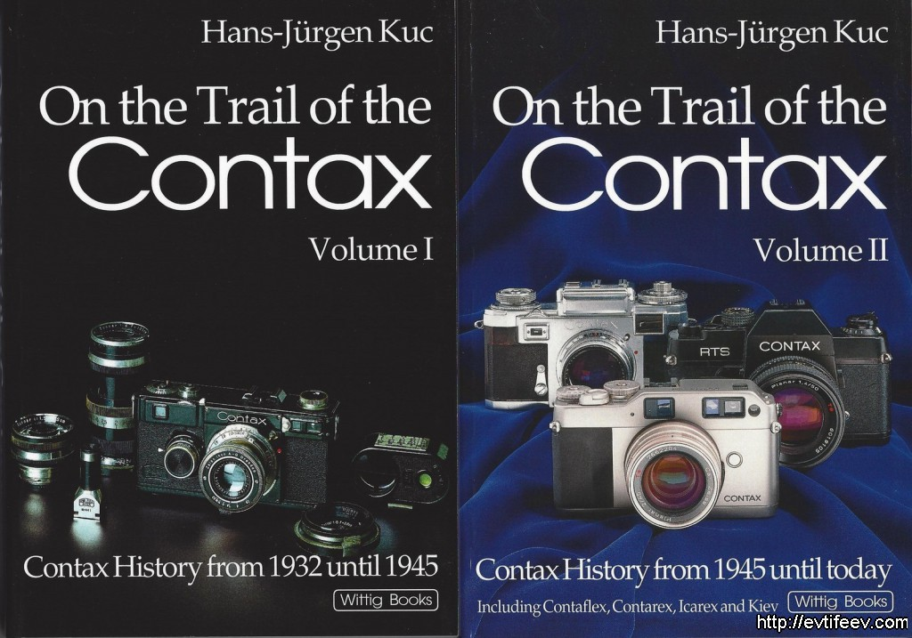 On The Trail Of The Contax Vol I & Vol II