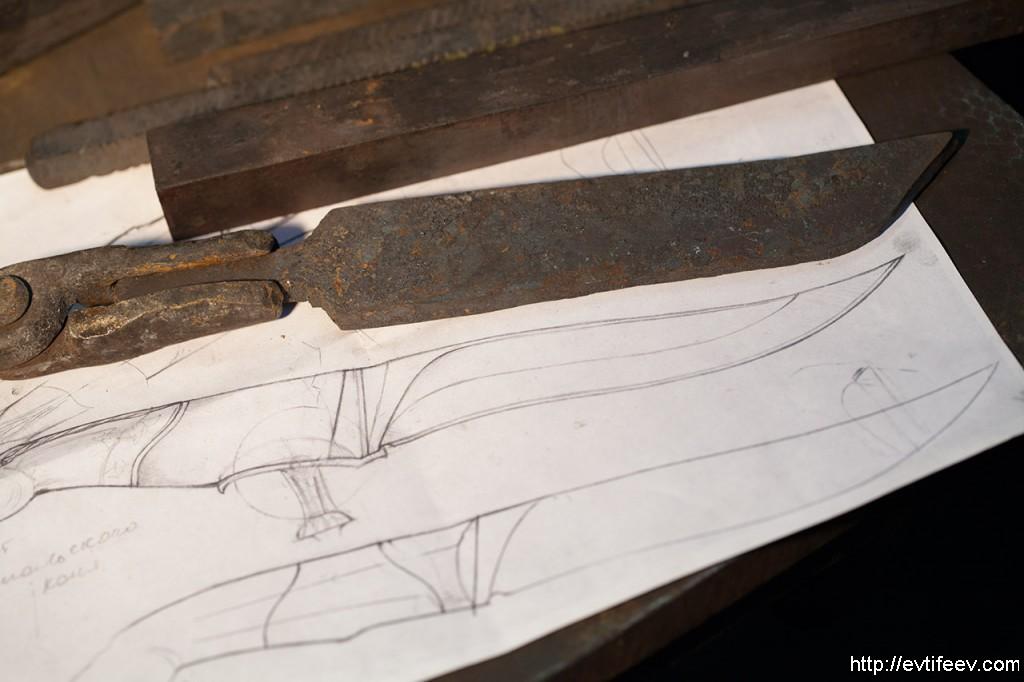 ювелирное изделие. авторские ножи ручной работы