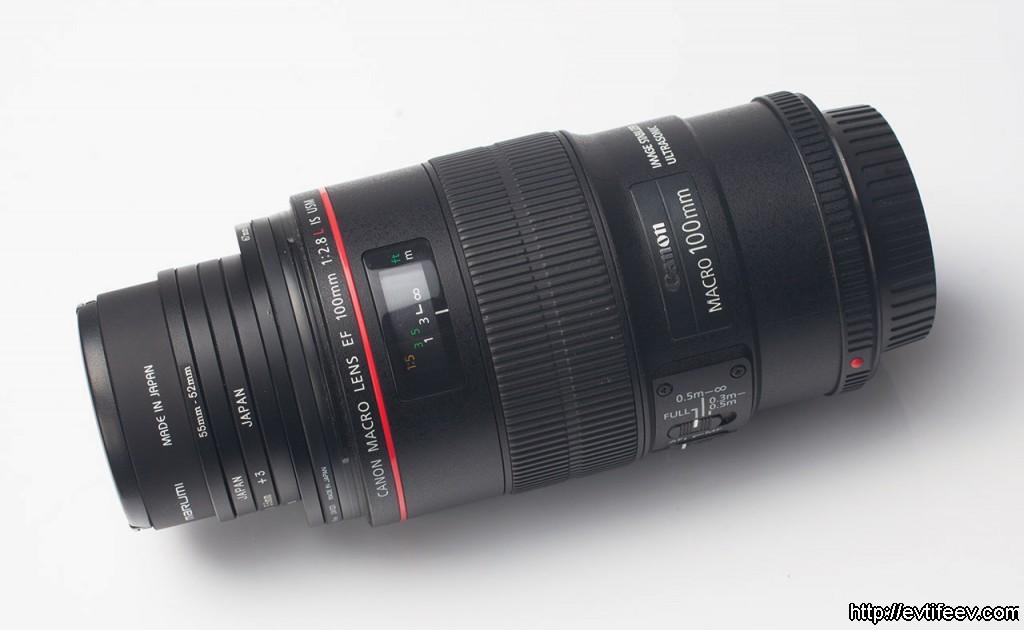 макросъемка с close-up фильтрами