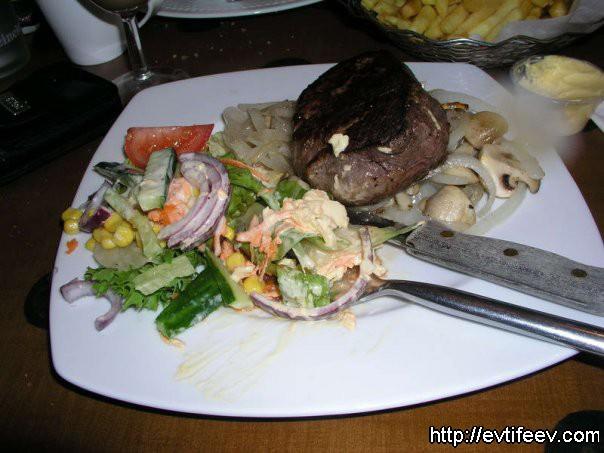 ирландский стейк