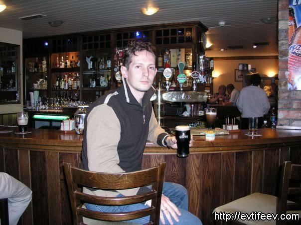 irish pub, Ирландия, г.Килларни
