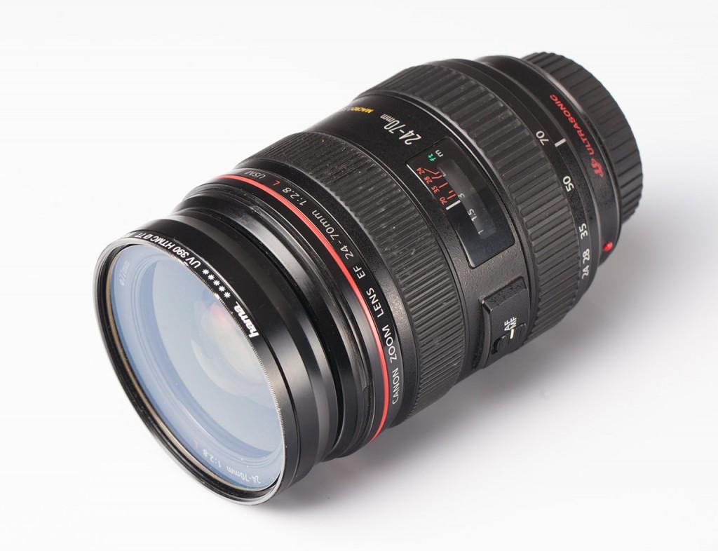 Canon EF 24-70 I vs Canon EF 24-70 II