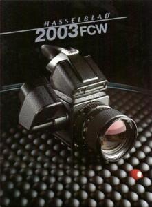 Hasselblad 2003FCW