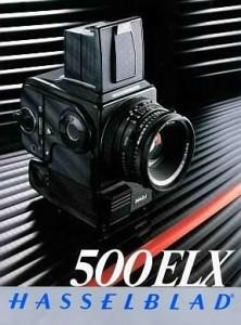 Hasselblad 500ELX