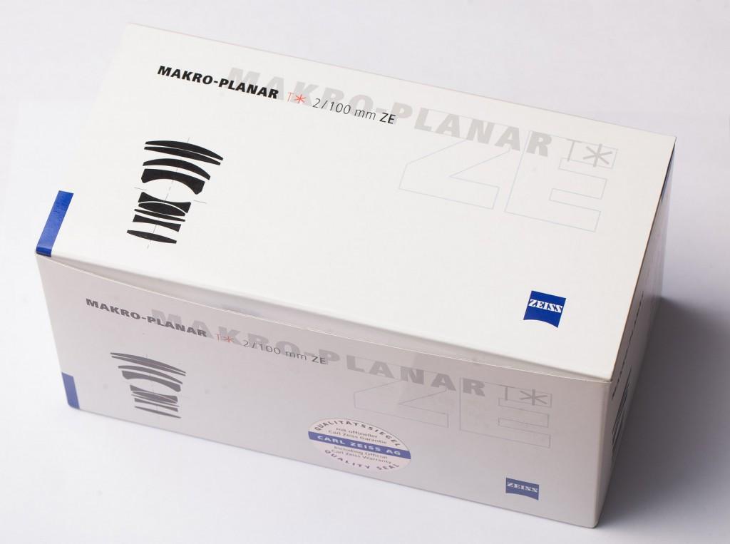 Carl Zeiss Makro-Planar 100/2 ZE
